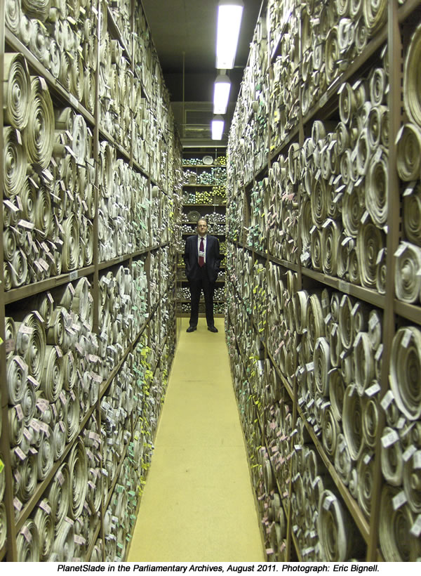 Parliamentary Archives | Paul ...